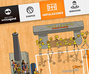 Campus World of Basket